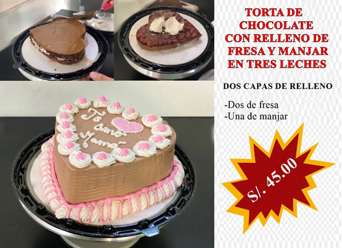 tortas, alfajores, empanadas, cheese cake