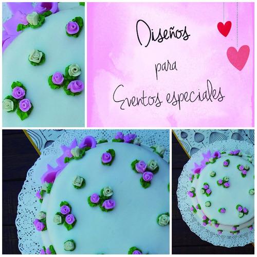 tortas artesanales cumpleaños, bodas, aniversario, eventos.