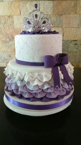 tortas artesanales,infantiles,candybar,bautismos  zona sur,