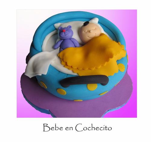 tortas bautizo, baby shower y comunión