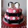 Torta Artesanal Minnie, Mickey Mouse