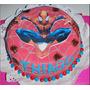 Tortas Dora, Hombre Araña, Kitty, Mickey, Ben 10 $1400