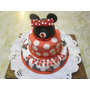 Tortas Minnie Y Mickey 3kgs