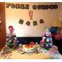 Promo Mini Torta Mas 24 Mini Cupcakes. Decorada En Fondant.