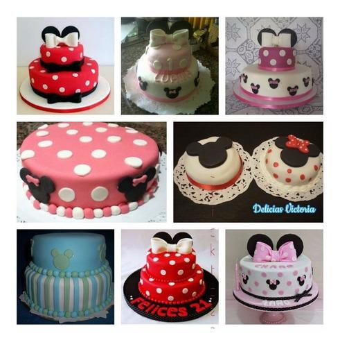tortas cumpleaños - golosineras - casamiento - comunión