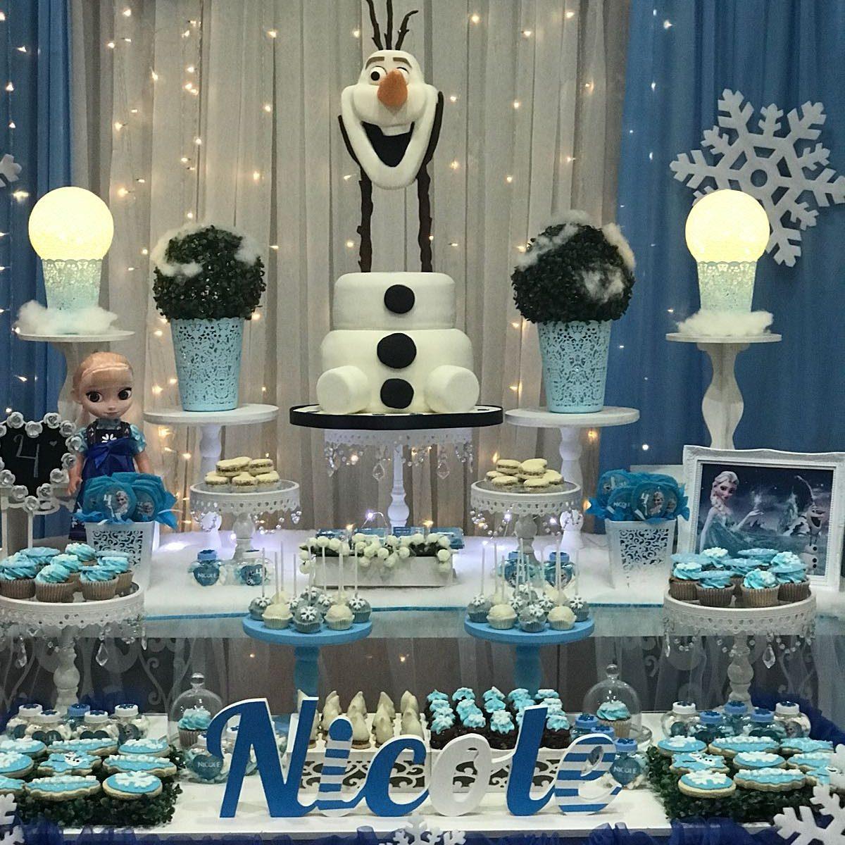 Tortas cumplea os infantil frozen mesas dulces 15 a os for Cosas para decorar tu pieza