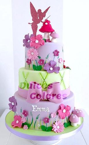 tortas cumpleaños infantiles wilton princesas