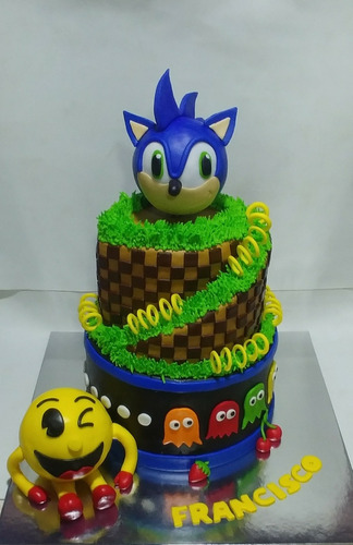 tortas cumpleaños  soy luna,ladybug, matrimonio,baby shower.