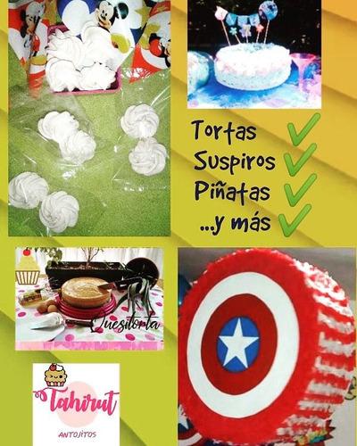 ¿tortas  ¿cupcake  ¿postres ¿acarameladas ¿ piñatas