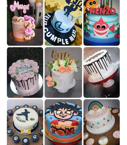 tortas, cupcakes, cookies, servicio de lunch y más...