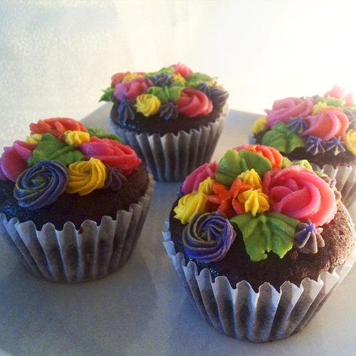 tortas cupcakes evento