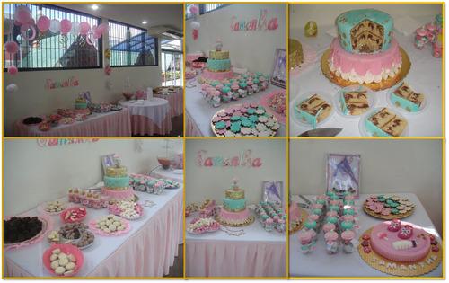tortas, cupcakes, galletas y gelatinas decoradas!