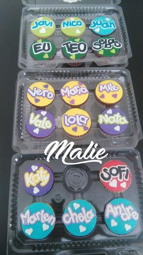 tortas, cupcakes  personalizados