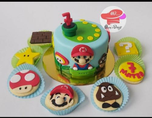 tortas, cupcakes y mas.