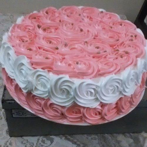 tortas de vainilla y tortas frias decoradas