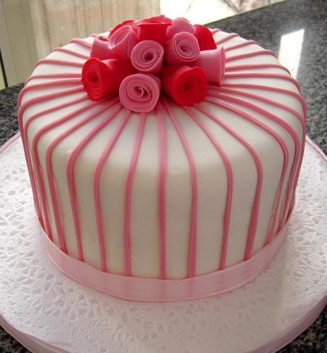 tortas decoradas apto celíacos (sin tacc)