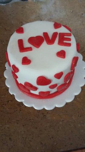 tortas decoradas con fondant