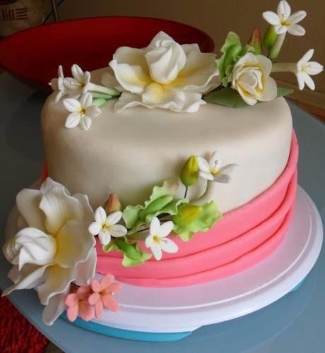 tortas decoradas - cumpleaños - nacimiento - casamiento