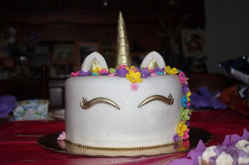 tortas decoradas cupcakes decorados unicornio
