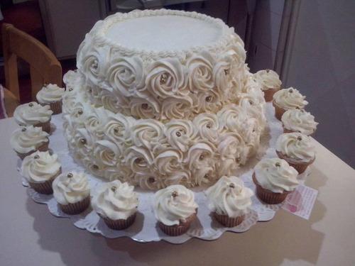 tortas decoradas en merengue