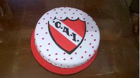 Tortas Decoradas Futbol Independiente