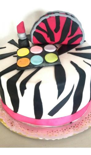 tortas decoradas infantiles-15 años-bodas-bautismo-comunion