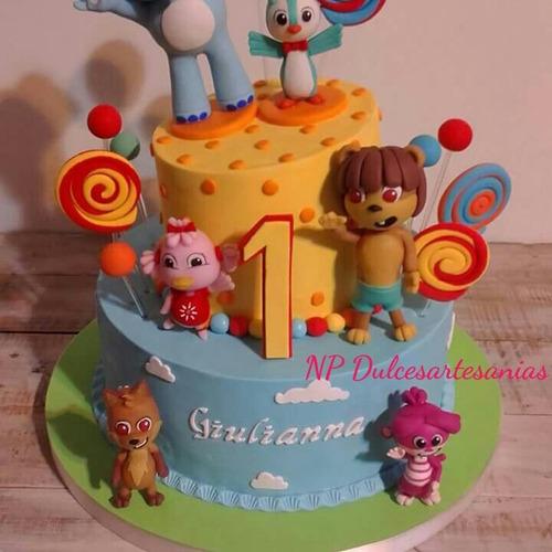 tortas decoradas mesas dulces candy bar
