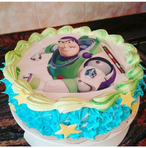 tortas decoradas motivos a eleccion - infantiles - rellenas