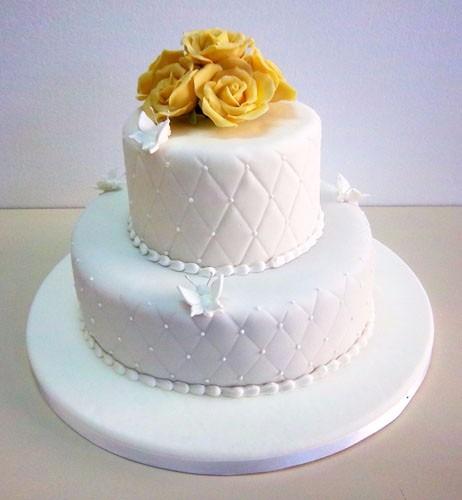 tortas de comunion de dos pisos