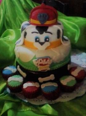 tortas decoradas  shot dulces, pasapalos dulces y salado
