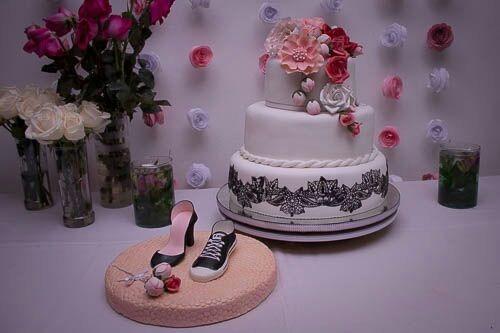 tortas decoradas y cupcakes para cualquier evento