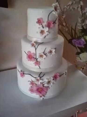 tortas falsas pisos falsos- bodas 15 años infantiles bautism