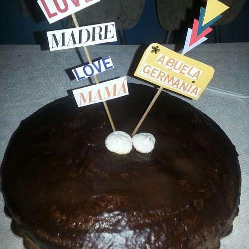 tortas , galletas