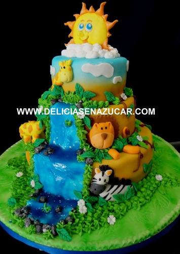 tortas gelatinas reposteria
