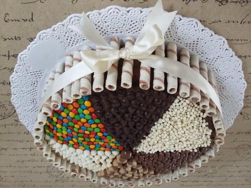 tortas golosineras