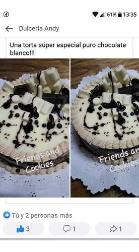 tortas golosineras y mucho más