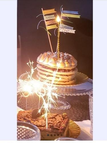 tortas , mesa dulce