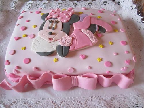 tortas minnie y mickey hacemos el modelo que tu quieras