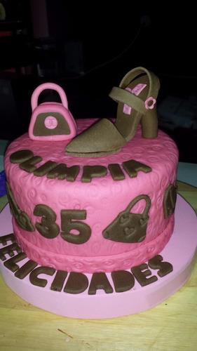 tortas personalizadas para toda ocasión de 10 porciones