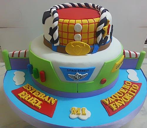 tortas personalizados desde 35 soles