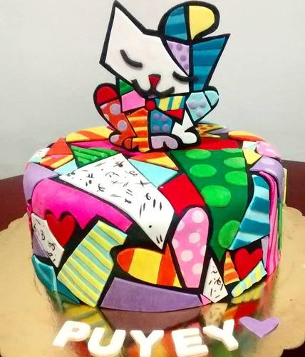 tortas, ponquesitos, galletas decoradas para toda ocasion