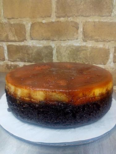 tortas quesillo o chocoflan
