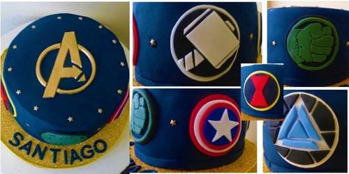tortas tematicas fortnite avengers tortas decoradas