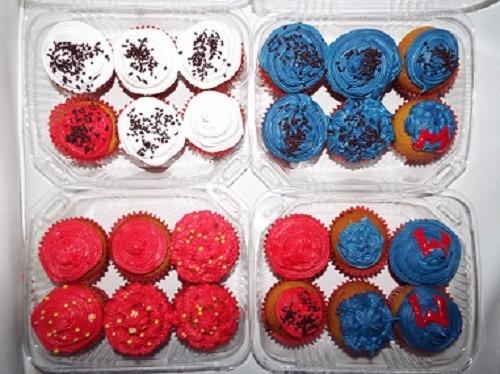 tortas y cupcakes,  para bodas, cumpleaños, bautizos