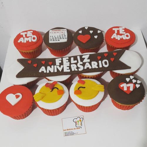 tortas y cupcakes persosnalizados - tematicos