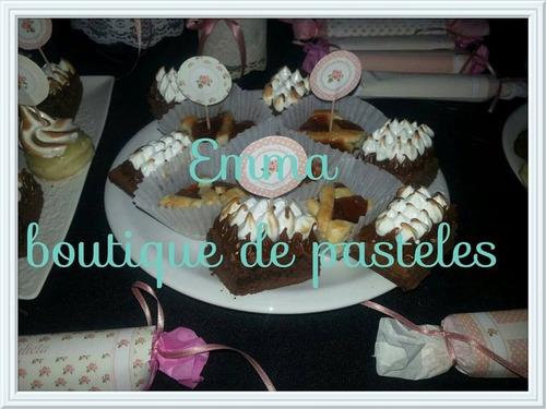 tortas y mesa dulce para eventos