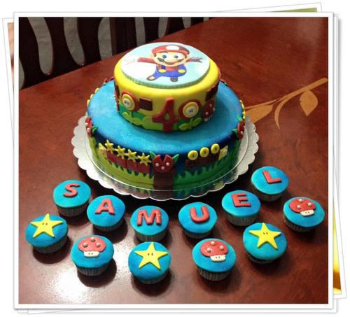 tortas,gelatinas,postres para su mesa de dulces y pasapalos.