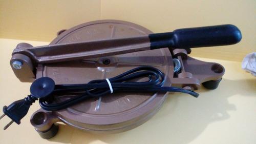 tortilladora electrica