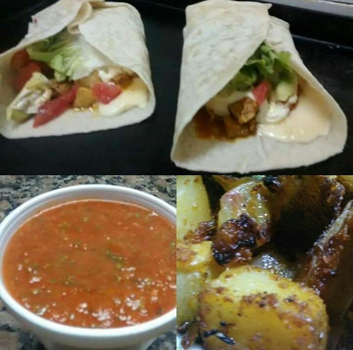 Tortillas Mexicanas Para Wraps O Burritos. 100% Caseras -   14 eb67a955231