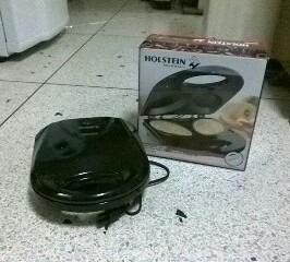 tortillera electrica holstein, 2 puestos